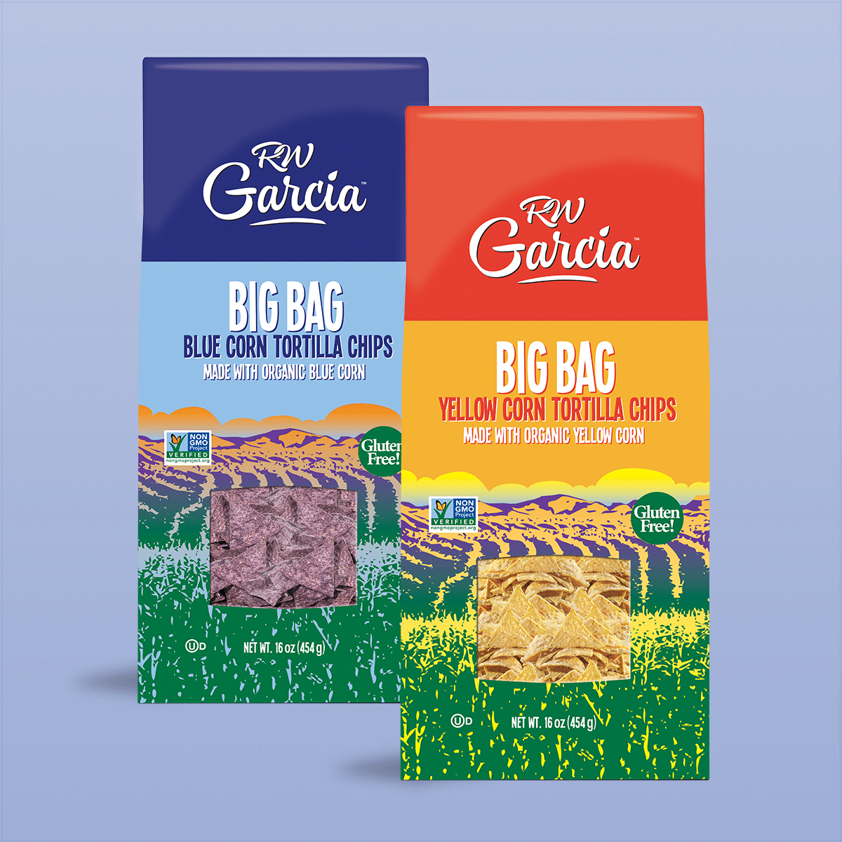 RW Garcia Big Bag Tortilla Chips