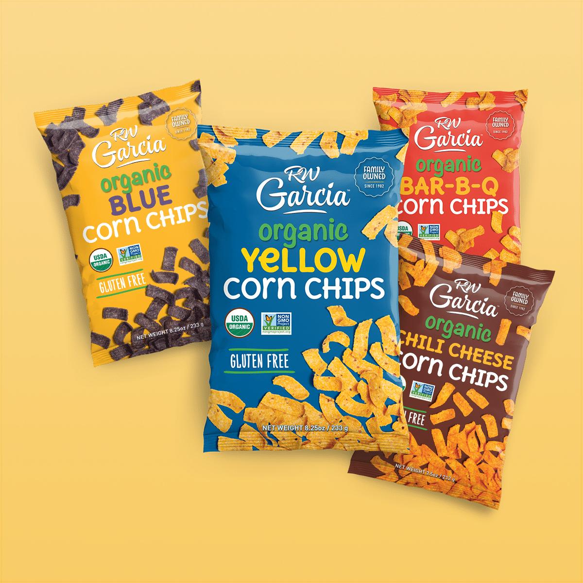 RW Garcia Corn Chips